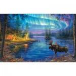 Sunsout-69632 Abraham Hunter - Northern Night