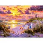 Sunsout-69681 Abraham Hunter - Golden Tide
