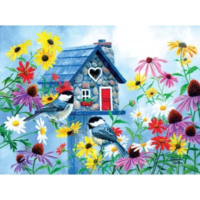 Sunsout-69726 Abraham Hunter - Tweet Hearts Cottage