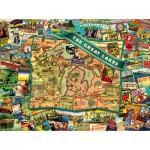 Sunsout-70022 Ward Thacker Studio - Great Lakes