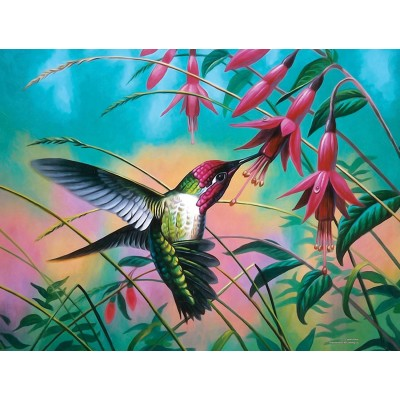 Sunsout-70941 Cynthie Fisher - Hummingbird Haven