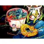 Sunsout-71046 Pièces XXL - Let's Knit