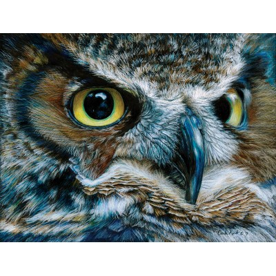 Sunsout-71086 Carla Kurt - Dark Owl