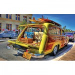 Sunsout-72806 Pièces XXL - Woody Wagon