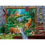 Sunsout-74510 Jan Patrik Krasny - Out of the Jungle