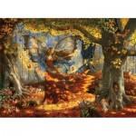 Sunsout-76322 Ruth Sanderson - Woodland Fairy