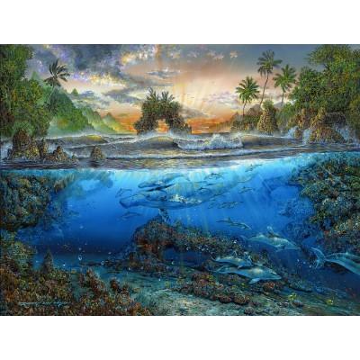 Sunsout-80168 Robert Lyn Nelson - Secret Cove