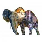 Sunsout-95015 Alixandra Mullins - Elephant Waterfall