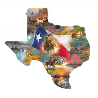 Sunsout-95030 Pièces XXL - Mark Keathley - Images of Texas