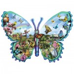Sunsout-95056 Lori Schory - Butterfly Farm