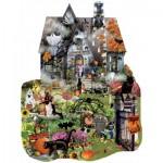 Sunsout-95615 Lori Schory - Spooky House