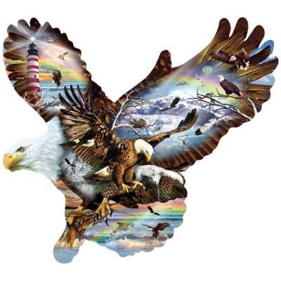 Sunsout-95639 Lori Schory - Eagle Eye