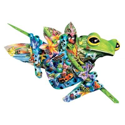 Sunsout-95780 Lori Schory - Paradise Frogs