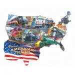 Sunsout-96006 Larry Grossman - Classic American Trains