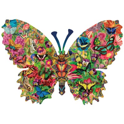 Sunsout-96127 Aimee Stewart - Butterfly Menagerie