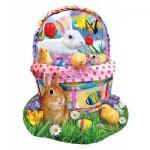 Sunsout-97124 Lori Schory - Bunny's Easter Basket