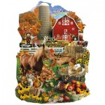 Sunsout-97160 Lori Schory - On the Farm