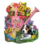 Sunsout-97165 Lori Schory - Spring Watering Can
