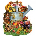 Sunsout-97168 Lori Schory - Fall Watering Can
