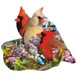Sunsout-97193 Lori Schory - Spring Cardinals