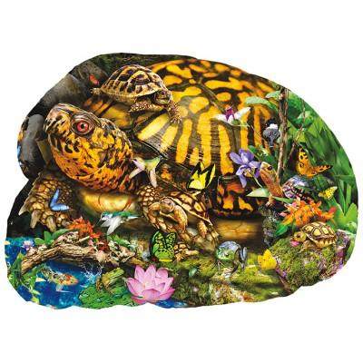 Sunsout-97285 Pièces XXL - Lori Schory - Tortoise Crossing