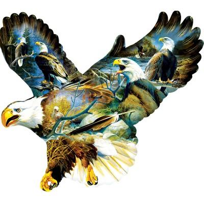 Sunsout-97290 Don Kloeztke - Eagle Majesty