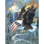 Sunsout-CL59012 Pièces XXL - American Eagle