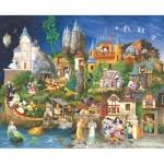 Sunsout-CN67546 James Christensen - Fairy Tales
