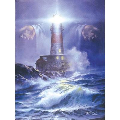 Sunsout-HN18668 Danny Hahlbohm - I Am the Light