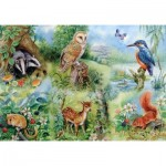 The-House-of-Puzzles-1424 Pièces XXL - Nature Study