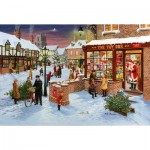 The-House-of-Puzzles-1455 Christmas Collectors Edition No.3 - Secret Santa