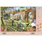 The-House-of-Puzzles-1516 Kitchen Garden