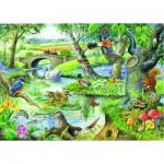 The-House-of-Puzzles-1646 Pièces XXL - Tales Of The River