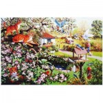 The-House-of-Puzzles-1714 Garden Watch