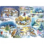 The-House-of-Puzzles-1745 Let It Snow
