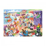 The-House-of-Puzzles-1790 Pièces XXL - At The Seaside