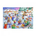 The-House-of-Puzzles-1813 Pièces XXL - Fun In The Snow