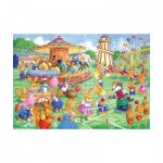 The-House-of-Puzzles-1820 Pièces XXL - Funfair Games