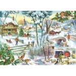The-House-of-Puzzles-2148 Winter Wonderland