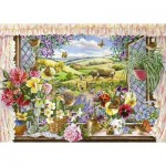 The-House-of-Puzzles-2193 Pièces XXL - Harvest View