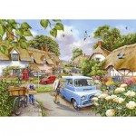 The-House-of-Puzzles-2209 Pièces XXL - Morning Fresh