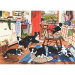 The-House-of-Puzzles-2216 Pièces XXL - Mum's Helpers