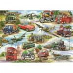 The-House-of-Puzzles-2230 Pièces XXL - Truly Classic
