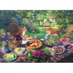 The-House-of-Puzzles-2414 Pièces XXL - Garden Party