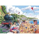The-House-of-Puzzles-2469 Pièces XXL - Seaside Special
