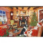 The-House-of-Puzzles-2506 Christmas Collectors Edition No.7 - Me Too Santa
