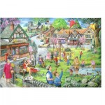 The-House-of-Puzzles-2599 Spring Green