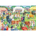 The-House-of-Puzzles-2735 Pièces XXL - County Show