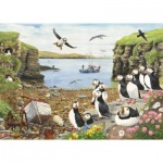The-House-of-Puzzles-2766 Pièces XXL - Puffin Parade