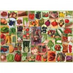 The-House-of-Puzzles-3015 Pièces XXL - Five A Day